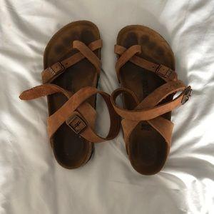 Birkenstock Wrap Around Sandals